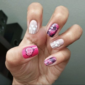 st valentine days nails 2018 foto (13)