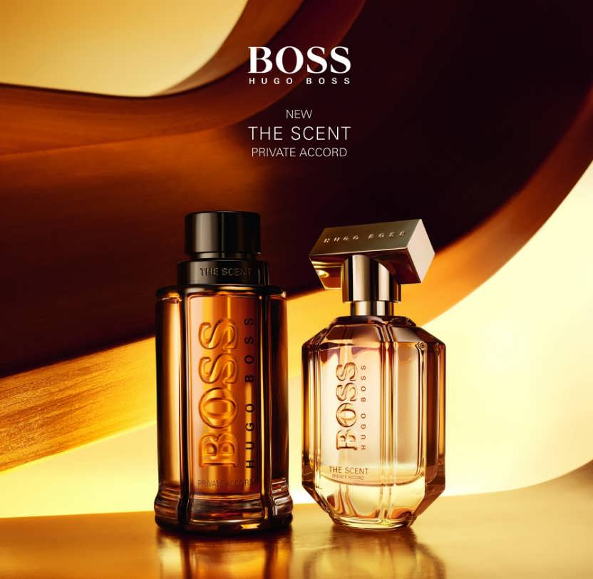 Boss The Scent for Her & Boss The Scent